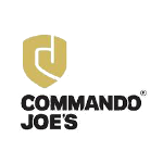 Commando Joe's logo