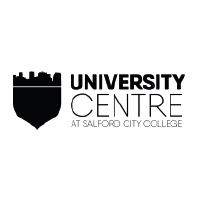 University Centre at Salford City College Logo