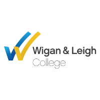 Wigan & Leigh College Logo