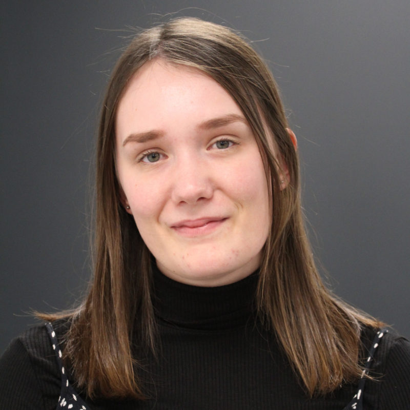 Jess Edington Monitoring and Evaluation Officer
