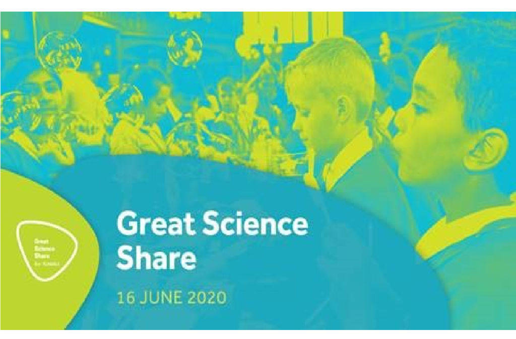 Great Science Share 16 June 2020