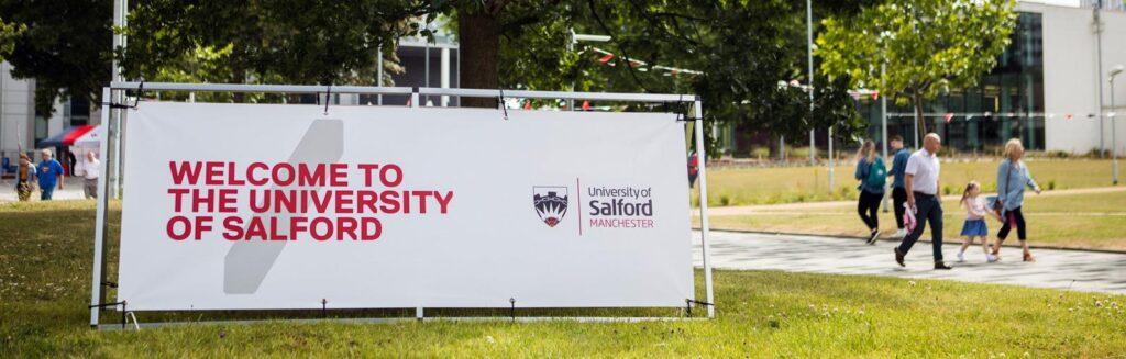 Salford Banner